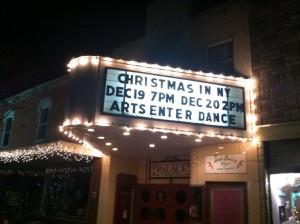 christmas in NewYork