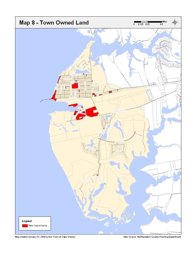 comp plan - town land