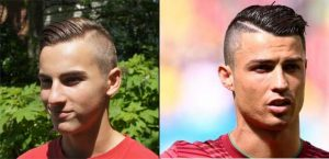 The Ronaldo Haircut