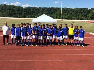 Northampton Boys Soccer (Chris Glennon Photo)