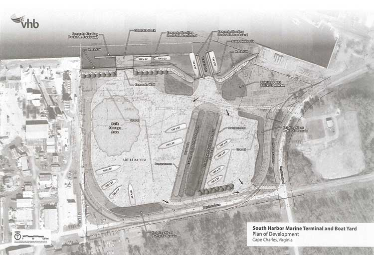 South Harbor Terminal (Cherrystone LLC Image)