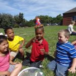 Education Foundation Sponsors Butterfly Hatching Project at Kiptopeke Elementary School