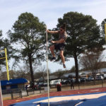Northampton Sophomore Forest Flynn Breaks State Record in Pole Vault