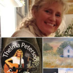 "Thelma Peterson to debut new CD ""Pull of the Moon"" at Lemon Tree"