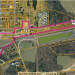 Cape Charles Mainstreet designates Commercial Area