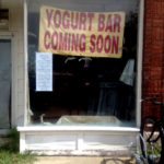 No Yogurt for You: Repair or Demolition Notices posted at 207 Mason